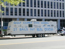 Gulf Coast Civic Works Act -protest at FEMA HQ.jpg