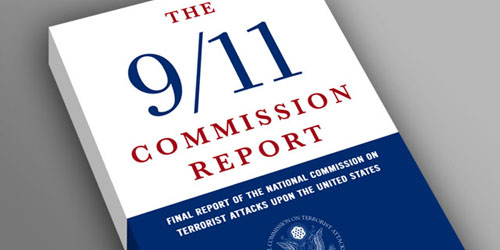 Image result for 9/11 commission report