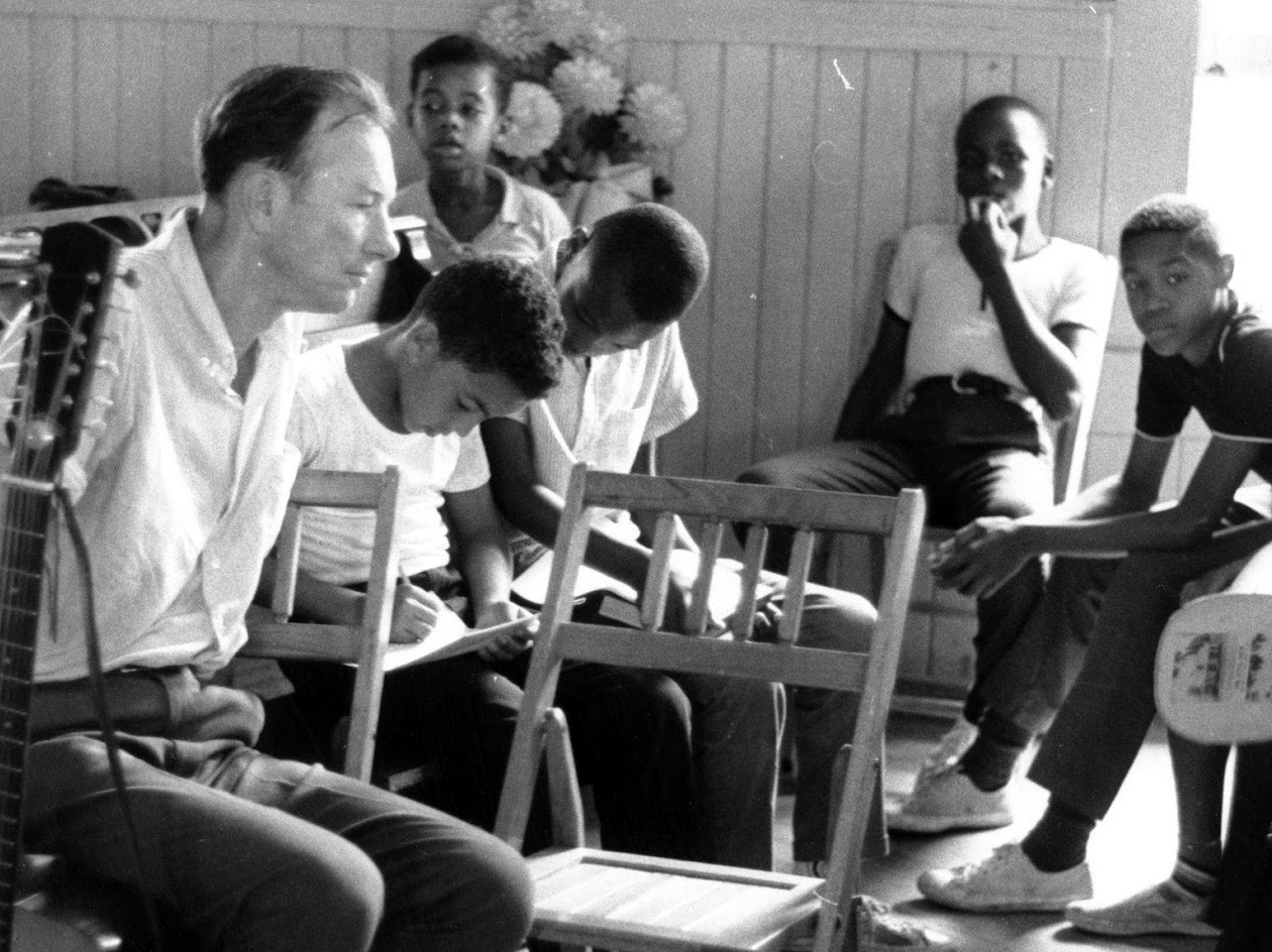 The power of Southern song: How the South shaped Pete Seeger