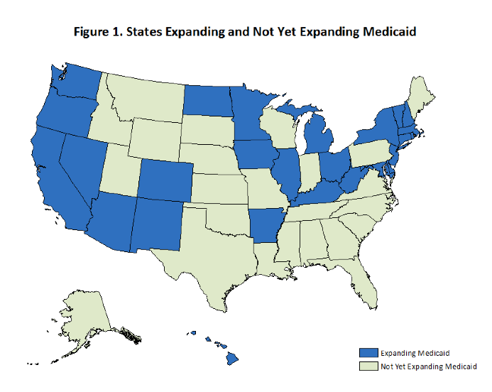 What Does States Refusal To Expand Medicaid Mean For Southerners