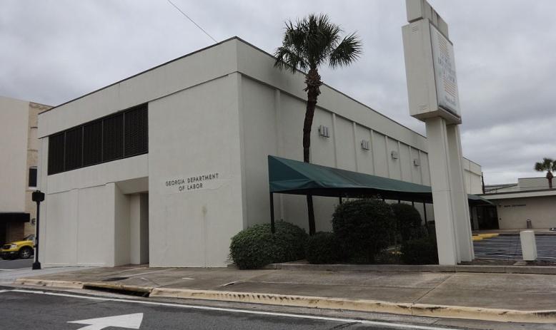 Photo of Georgia Department of Labor building