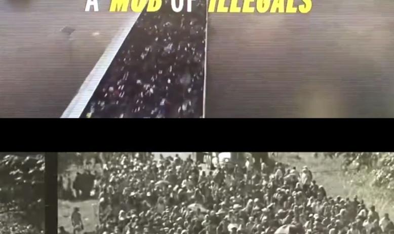 Anti-Immigrant Ads