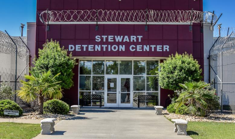 Stewart Detention Center