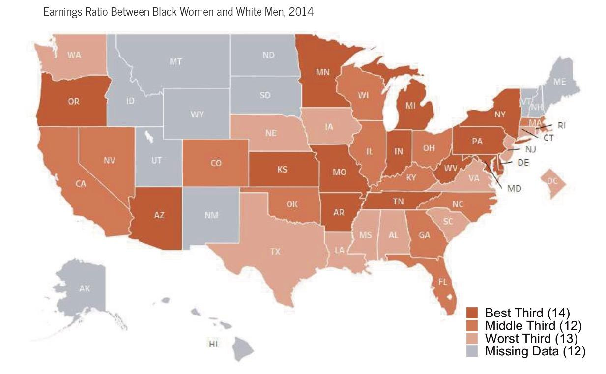INSTITUTE INDEX: The extra burden of being a Black woman in ...