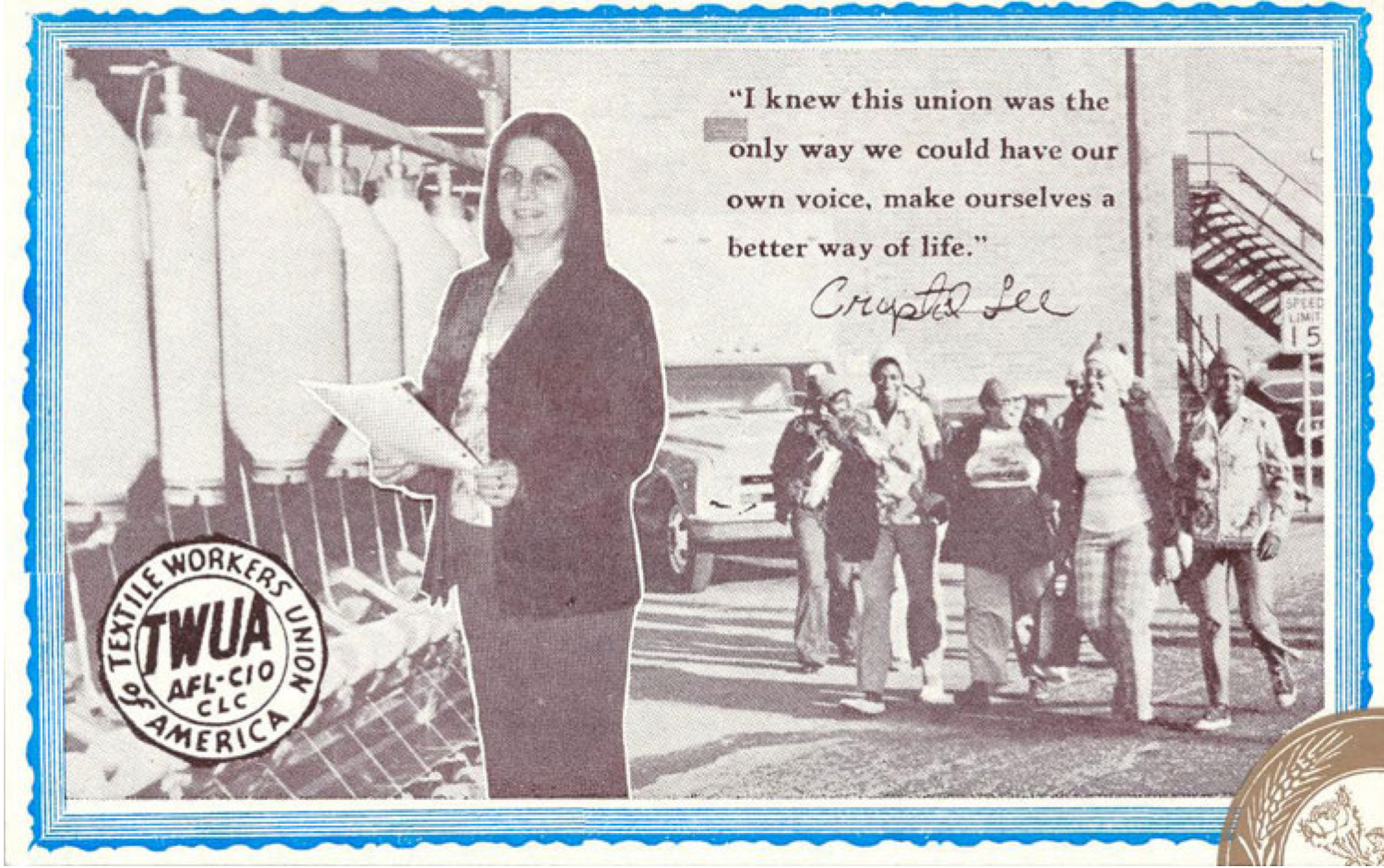 an introduction to the life of norma rae For norma rae, sonny seems to be the kind of man who will make a good husband and father, the most important qualities in a man at this stage of her life like they do every few years, a textile workers union of america representative, this time in the form of new york jew reuben warshowsky, arrives in town, his goal to unionize the workers.