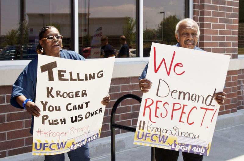 In a 'right to work' state, union grows by fighting racism | Facing