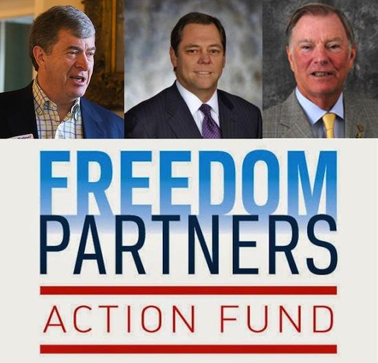 Meet the Southern tycoons helping fund the Koch brothers ...