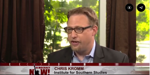 Chris Kromm Democracy Now
